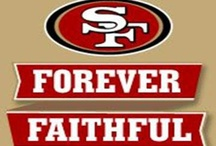 49ers!!! / by Lola Swint