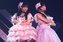 nmb48 ❤ / Oshis: Nagisa, Miori, Mirurun, Milky
