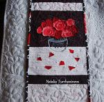 My  own quilts: patchwork & quilting / Quilts,  patchwork, bags and..... http://nataliaturchaninova.blogspot.ru/
