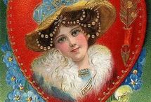 Antique Postcards / by Donna