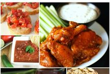Appetizers / Delicious appetizer recipes your family will love!