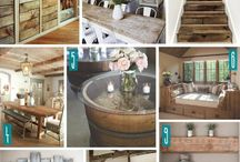 decorating: rustic decor