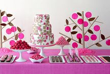 Wedding Dessert/Candy Tables