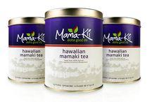 Mama-Kii™ Hawaiian Tea / Taste the Goodness. Feel the Benefits. Enjoy Mama-Kii Tea. The Healthy Hawaiian Tea you can drink all day long.