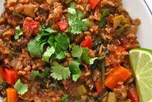 Comida mexicana vegana / ¡Comida mexicana sin carne!