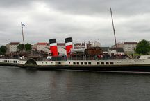 Steam Paddle Ships