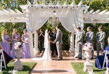 Pretty in Purple / by Villa de Amore California Weddings