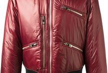 New shiny jackets Fall - Winter 2015