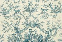 antique fabric patterns