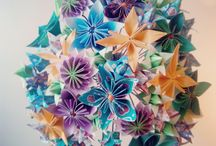con papel / Origami