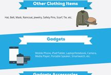 Backpacks Infographics
