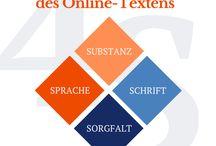 Content / Webtexte / Content mit Mehrwert schaffen, das ist unsere Devise! Fragt unsere Experten: