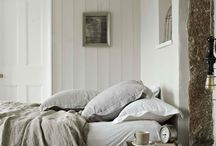 COCOONING BEDROOMS / - Design // Pastel Colors -