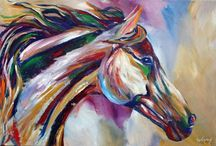 Horses, Barns, Stables / by jennifer l.