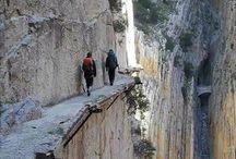 Escursioni / SENTIERI ALPINISMO ROCCIA