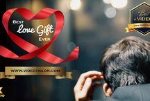 Valentine Gift Videos/ Birthday Gift/ Anniversary Gift