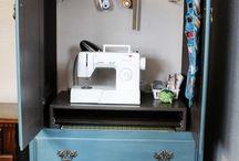 sewing machine studio