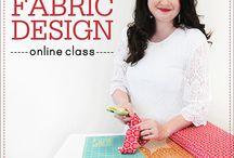 Fabric Design / by amanda clark