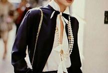 Fashion - Chanel / by Kadag Drolma