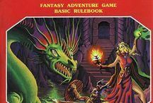 RPG (Dungeons & Dragons...)