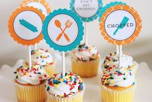 Chopped Themed Party {Kids Parties}