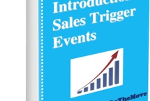 *Sales & Trigger Events / by CaptureHits Marketing Group