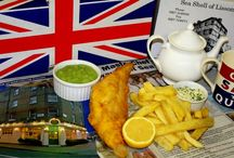 Best Fish 'n' Chips in London / Fish and chips is quintessentially a London or even British dish, that is a must when visiting London.  The foodie resurgence in London is now taking this mouth watering dish to new heights.  Here are some of the best for you to try out and tell us your thoughts!