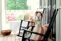 Porches / by Michelle Henderson-Goode