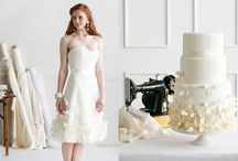Dress to cake...