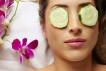 skin care, naturally