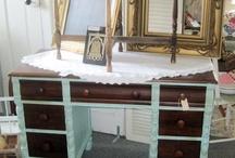 Wood furniture remodel