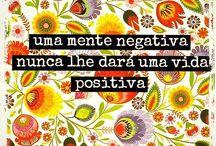 Somente energia positiva ✌