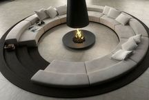 Awesome fire places