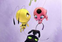Ladybug and Chat noir and....