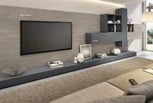 Tv Muren slaapkamer