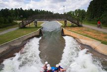 Fun starts at US National Whitewater Center / The U.S. National Whitewater Center is dedicated to the promotion of the active, outdoor lifestyle. Since 2006, the USNWC has been promoting access to the outdoors for all levels of participants through its all-day pass programs, instruction, leadership school as well as festivals, races and other outdoor events. USNWC wants you to play, relax, and learn outside!