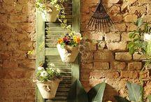 backyard inspiration / by Alexandra Sims