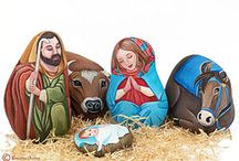Nativity Collections / by Donna Grant