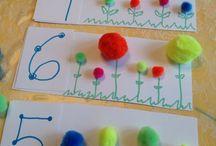 matemática / educação pré -escolar