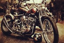 Motorcycles..Vintage / Motorcycles from the 1800's  / by Steve Freeman