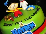 Cakes Toons