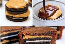 Oreo brownie cupcakes