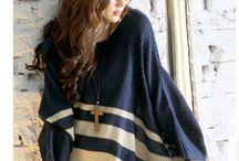 Cool Weather Styles / by Emily Sullivan
