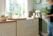 Kitchens / Kitchens, kitchen furniture and kitchen dresser inspirations