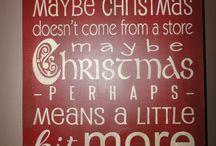 I LOVE Christmas / by Nicole Digirolamo
