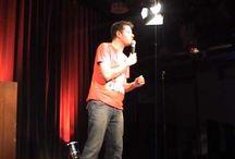 Comedy Auftritte