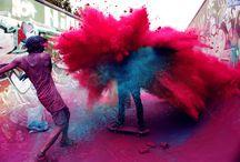 Colours that make me go mmmmm... / by Jill Clark