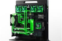 PC Rigs We NV / There are some beautiful PC mods out there--the coolest, of course, featuring our GPUs.