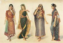 India culture sarees