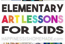 Children's Art Activities